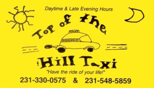 Top of Hill Taxi
